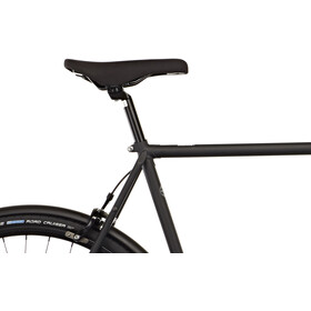 Creme Caferacer Solo 3-speed Men, all black